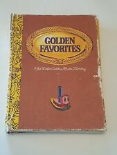 Golden Favorites The Little Golden Book Library 14 Stories 1969