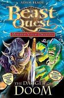Beast Quest Master Your Destiny: v. 2: The Dagger of Doom by Adam Blade, NEW Boo