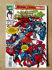 AMAZING SPIDER-MAN #379 1ST PRINT MARVEL COMICS(1993) MAXIMUM CARNAGE PT 7 VENOM