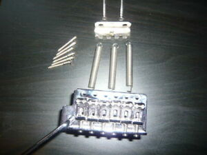 Fender Tremolo System for Left Handed Mexican Strat