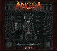 Angra - ømni NUEVO CD