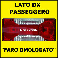 FARO LATO-DX FANALI POSTERIORI IVECO / PEUGEOT BOXER / CITROEN JUMPER / DUCATO