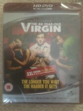 The 40 Year-Old Virgin HD-DVD (Steve Carell) HD DVD XXL VERSION - NEW AND SEALED