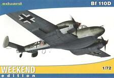 Messerschmitt BF 110 D (Luftwaffe in Norvegia MKGS) 1/72 Eduard Edizione Weekend