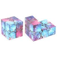 Infinity Cube Fidget Pressure Toy
