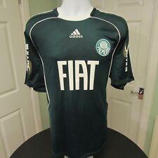 2008-2010 Palmeiras Home Football Shirt, Brazil, Soccer Jersey, XL, Excellent