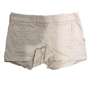 J Crew Light Khaki Chino Shorts 2