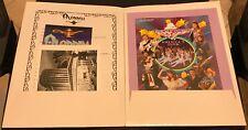 Aladdin Hotel and Casino Press Kit Las Vegas Nevada Photo Circa 1992