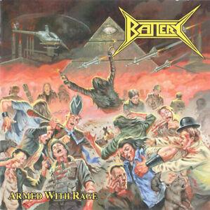 BATTERY Armed With Rage CD DIGIPAK 10 tracks SEALED NEW 2014 EotL USA Thrash