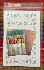 """Quilt Pattern: """"Travel Case #P3-116"""" by P3 Designs"""