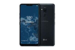 LG G7 One 32GB Black UNLOCKED ANDROID One (LM-Q910UM) Grade A Canadian Model