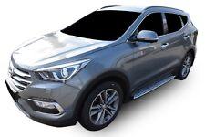 NEW Side steps Hyundai Santa Fe mk3 2013-2018 Running Boards