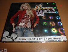 Disney HANNAH MONTANA soundtrack CD + DVD Miley Cyrus Jesse McCartney Billy Ray