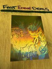 IMPEL MARKETING 1992 MARVEL COMICS WOLVERINE HOLOGRAM INSERT CARD XH-1 EXCELLENT