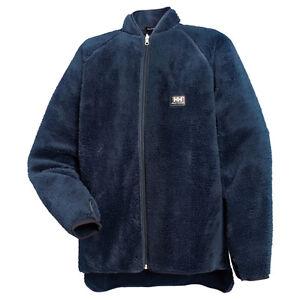 HELLY HANSEN Basel Jacke blau Faserpelzjacke Faserpelz Forstjacke Forst