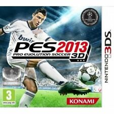 PRO EVOLUTION SOCCER 2013 (Nintendo 3 DS, 2012) (PAL UK)