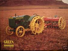 John Deere Model 62, Model Y and Unstyled L Tractor - New Generation Production