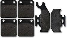 YAMAHA Front + Rear Brake Pads YFM 450 Kodiak (03-06)