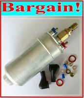 BOSCH 044 EQUIVALANT HIGH PERFORMANCE EXTERNAL FUEL PUMP COMMODORE VL TURBO