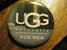 UGG Australia For Men Classic Boots Shoes Logo Advertisement Lapel Button Pin