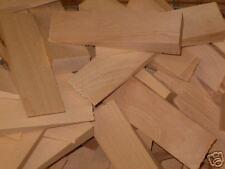 100-Holzkeile-Hartholz-150x50x20 mm-handwerliche Herstellung