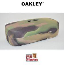 OAKLEY® SUNGLASSES EYEGLASSES SQUARE O HARD CASE DRAKO OPS CAMO NEW FREE SHIP