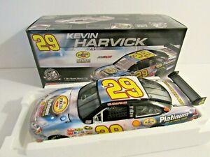 1:24 Kevin Harvick #29 Pennzoil Platinum 2008 Impala SS 1 of 2,086 Limited Editi