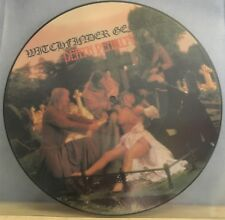 WITCHFINDER GENERAL Death Penalty 1982 vinyl LP PICTURE DISC EXCELLENT CONDITION