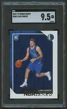 2018-19 HOOPS ROOKIE LUKA DONCIC RC SGC 9.5