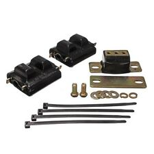 Energy Suspension 3.1130G Motor And Transmission Mount Black Zinc Finish Poly