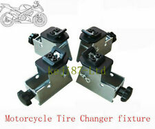 4pcs Motorcycle/Atv Wheel Rim Adaptor Adapter For Coats Tyre Changer Clamp Jaw