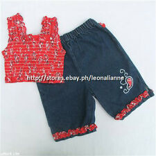 75% OFF! AUTH STARTING OVER BABY  2-PC TOP PANTS SET 0-3 MONTHS US$ 12.5+