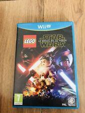 Jeu Lego Star Wars Sur Nintendo Wii U En Bon État Fr