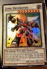 JUNK DESTROYER Yugioh MINT 1st Legendary Collection LC5D-EN039 Super