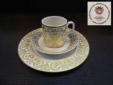 Villeroy & Boch Vendome Gold 6 Kaffeegedecke 18 teilig