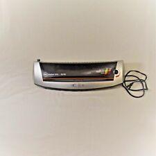 GBC Heatseal H312 Jam Free Laminator 3 mil and 5  Mil Untested