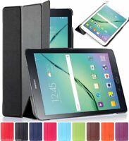 "Samsung Galaxy Tab A 9.7"" SM-T550N T555N Schutz Hülle Tasche Case Etui 9-F"