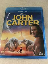 John Carter (Blu-ray/DVD, 2012, 2-Disc Set, Canadian French)