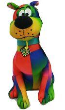 Scooby-Doo Toy Factory 9.5� Rainbow Plush!