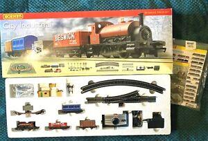 Hornby Railways, R1127 OO Gauge 'City Industrial Train Set' - Mint & Boxed