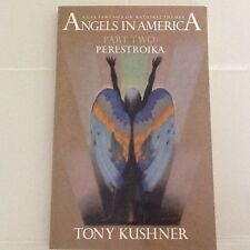 Angels in America  SIGNED Tony Kushner Broadway Play 1994 Part 2 Perestroika