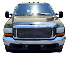 AVS for 00-05 Ford Excursion High Profile Hood Shield - Chrome - avs680706