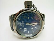Invicta Men's Russian Diver Navy Blue 52mm Big Face 0554
