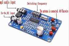 BH1417 0.5W Digital Radio Station PLL Wireless Stereo FM Transmitter Module 200M