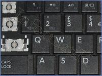 Toshiba Satellite C50 C50-A C50D-A C55 C55-A Tasto Tastiera UK Key 0KN0-ZW2UK01
