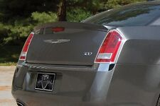 PAINTED FACTORY STYLE SPOILER  fits the 2011-18 CHRYSLER 300 STR8