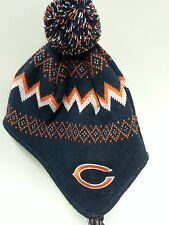 NFL Winter Knit Stocking Hat, Chicago Bears, NEW (Infant 0-12 months)