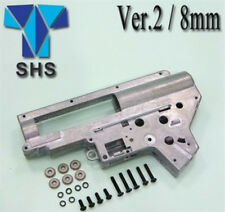 SHS 8mm M-series V2 Gearbox Shell Version 2 With Tappet Plate and Hardware