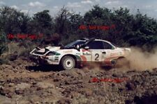 Markku Alen Toyota Celica Turbo 4WD Safari Rally 1993 Photograph 1