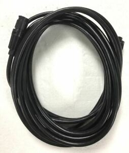 Cannon Speed N Temp 15 Foot Transducer Extension Cable - NOS